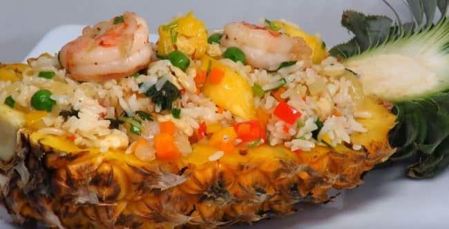 рис-в-ананасе