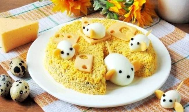 салат-с-мышками