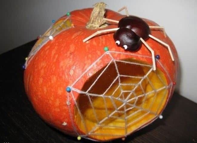 тыква-и-паук