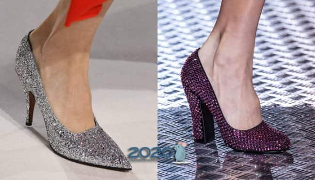 новогодние-туфли