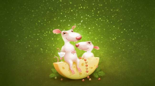 сыр-крыса