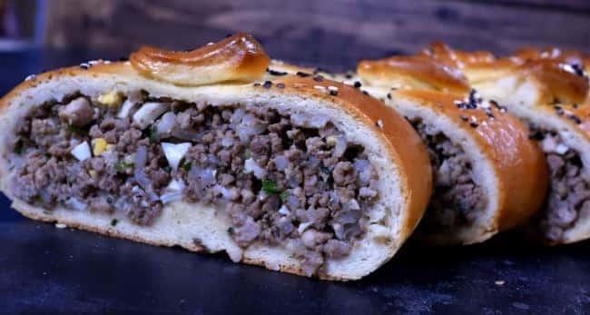 кулебяка-с-мясом-и-рисом