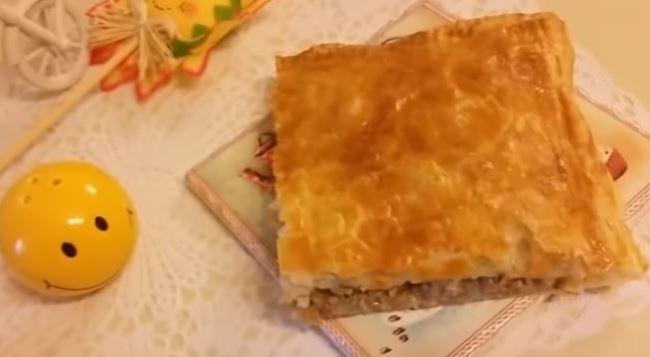 мясной-пирог