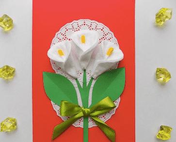 цветок из диска5