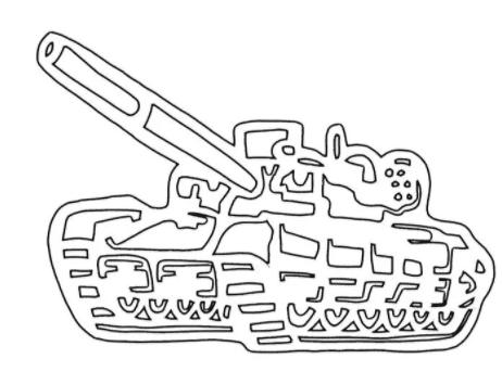 оружие танк