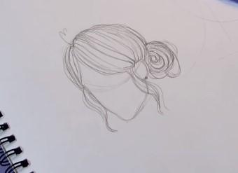 пучок карандашом