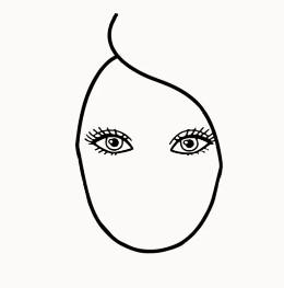 добавляем глаза