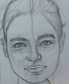 уточняем формы лица