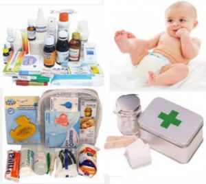 аптечка для новорожденных