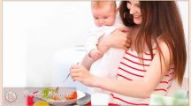 Правильное питание после родов— залог успешного похудения