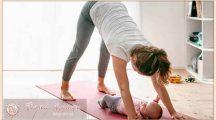 Как быстро и эффективно убрать живот после родов кормящей маме