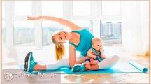 Когда можно начать заниматься спортом после родов?