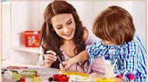 Чем заняться дома с ребенком, когда вы оба болеете и не сойти с ума?