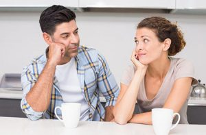 как вести себя после развода