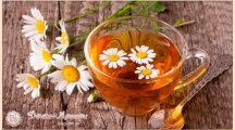 Ромашковый чай для грудничка:  польза и вред