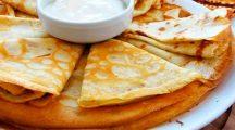 Классические блины: 8 рецептов вкусных блинов