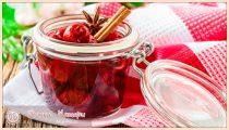 Варенье из вишни – пошаговые рецепты густого варенья на зиму