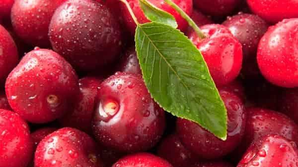 калорийность-вишни