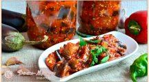 Баклажаны— быстрые и вкусные рецепты на зиму