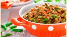 Как приготовить стручковую и спаржевую фасоль вкусно и быстро