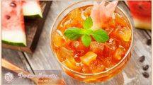 Варенье из арбузных корок— самые простые рецепты в домашних условиях