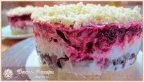 Селедка под шубой – классические рецепты с пошаговым приготовлением