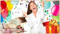 Что подарить женщине на день рождения: список лучших идей