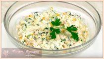 Салаты с кальмарами— 10 простых и очень вкусных  рецептов