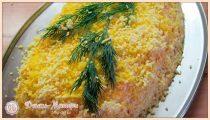 Салат Мимоза— классические рецепты с консервой