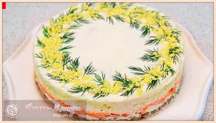 салат-мимоза-с-плавленным-сыром