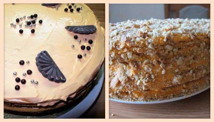 торт-медовик-классический-рецепт