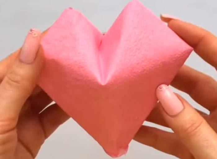 объемное-сердце