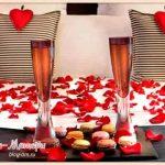 романтический вечер 14 февраля