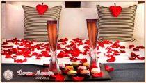 Романтический ужин на 14 февраля 2022 года. Что приготовить любимым в день влюбленных быстро и вкусно