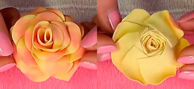 получилась-роза