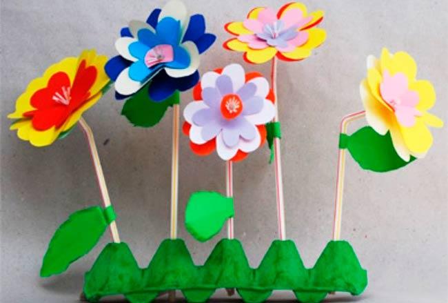 простые-цветы