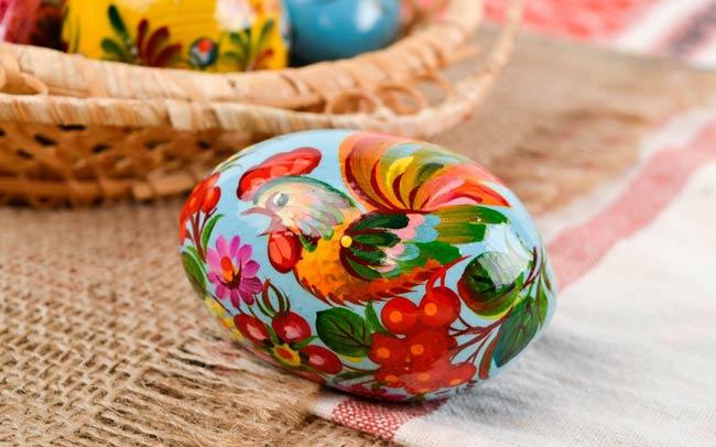 пасхальное-яйцо-поделка