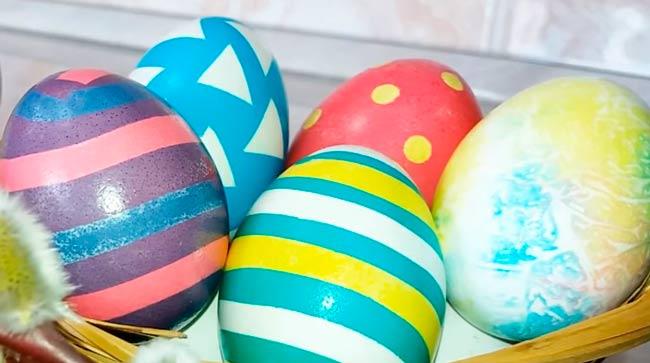 полосатые-яйца