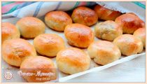 Пирожки с капустой в духовке – 6 пошаговых рецептов печеных пирожков