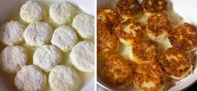 выпекаем-сырники