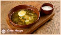 Щавелевый суп с яйцом – 11 классических пошаговых рецептов