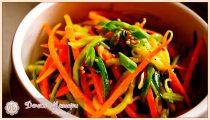 Кабачки по-корейски: самые вкусные рецепты быстрого приготовления и на зиму