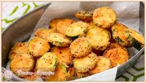 Жареные кабачки на сковороде. Как пожарить кабачки быстро и вкусно