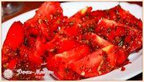 Помидоры по-корейски – самые вкусные рецепты быстрого приготовления