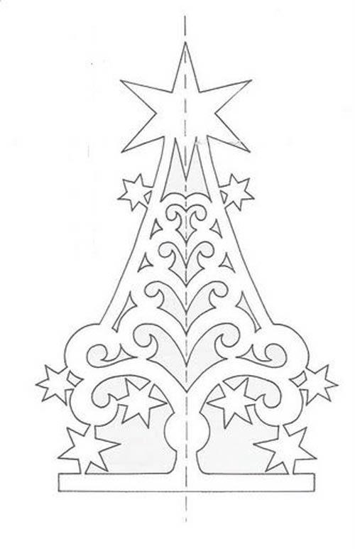 елка-со-звездами