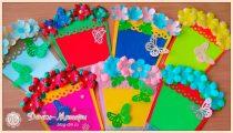 Поделки ко Дню Матери своими руками в детском саду и школе