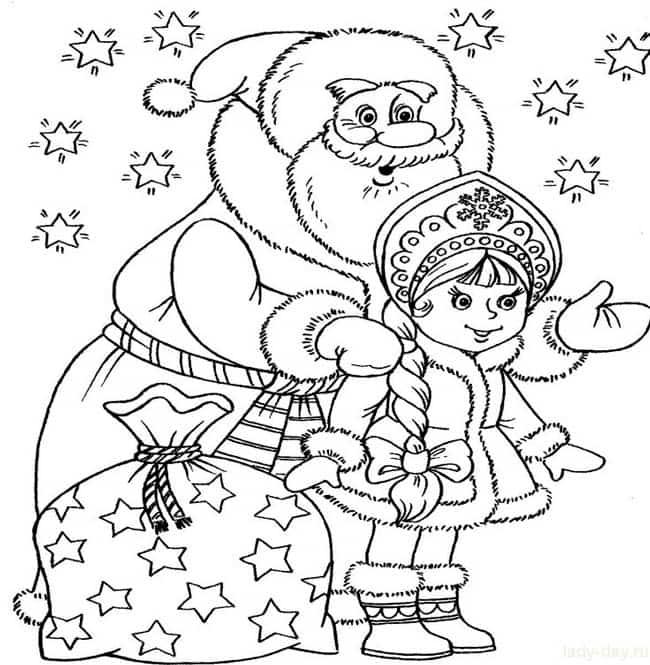 снегурочка-и-дед-мороз