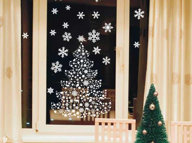 снежинки-на-окна