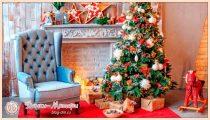 Как украсить дом к Новому году 2022 своими руками – идеи новогоднего декора