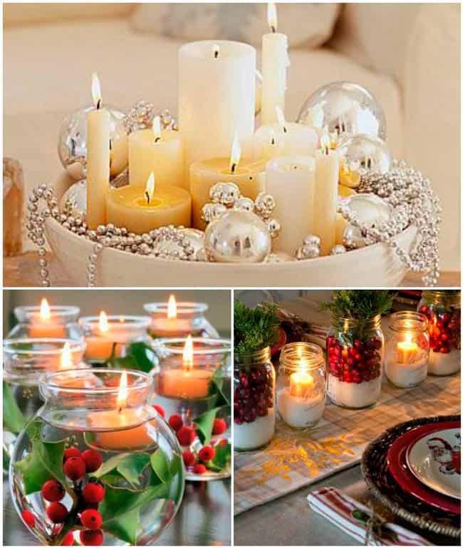 украшения-для-новогоднего-стола